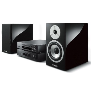 Yamaha MusicCast MCR-N870D Black Sistema HiFi DAB CD USB DAC Aux Bluetooth AirPlay 70Wx2