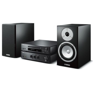 Yamaha MusicCast MCR-N670D Black Sistema HiFi DAB CD USB Aux Bluetooth AirPlay 65Wx2
