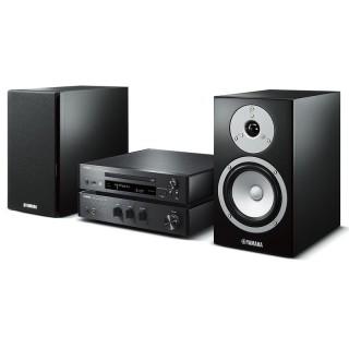 Yamaha MusicCast MCR-N670D Black Sistema HiFi DAB CD USB Aux Bluetooth AirPlay 65Wx2