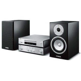 Yamaha MusicCast MCR-N670D Silver Sistema HiFi DAB CD USB Aux Bluetooth AirPlay 65Wx2