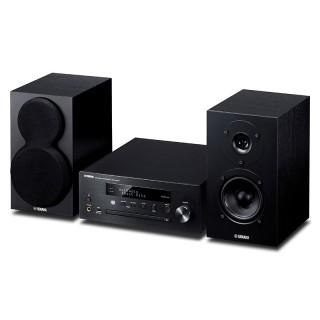 Yamaha MusicCast MCR-N470D Black Sistema HiFi DAB CD USB Aux Bluetooth AirPlay 22Wx2