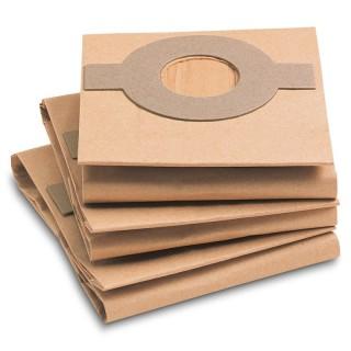 Karcher Sacchetti Filtro in Carta per Lucidatrice FP 303 Confezione 3 pezzi