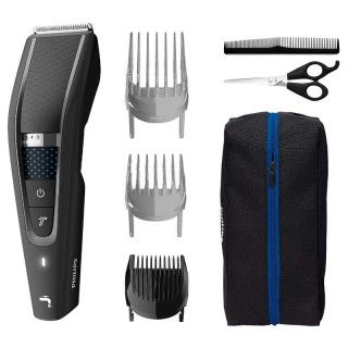 Philips HC5632/15 Regolacapelli Hairclippers 5000 DualCut 0.5-28mm Ric.1h/A.90min Kit Barbiere