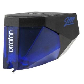 Ortofon 2M Blue Fonorivelatore MM Magnete Mobile Serie 2M Stilo nude ellittico