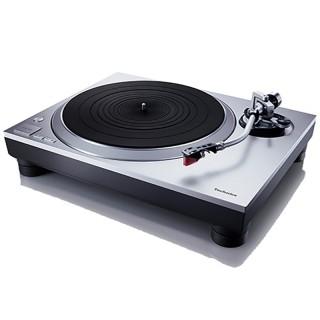 Technics SL-1500C Silver (Imballo Rovinato) Giradischi Trazione Diretta 33/45/78 giri Pre-Phono Testina 2M RED