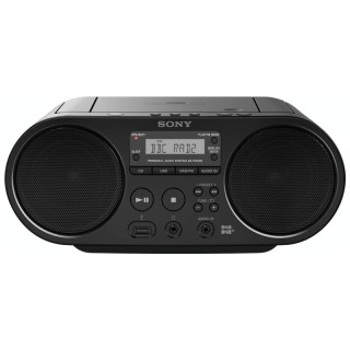 Sony ZS-PS55B Hi-Fi Portatile CD USB Radio DAB FM 3 Tasti Memoria Selezione Rapida