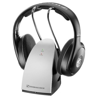 Sennheiser RS120 II Cuffie Wireless Radiofrequenza Portata 100m Connettore Jack