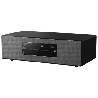 Panasonic SC-DM502E-K Black Hi-Fi All-in-one DAB+ FM CD USB Optical Aux Bluetooth 40W