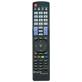 Bravo Original 2 Telecomando di Ricambio per TV LG
