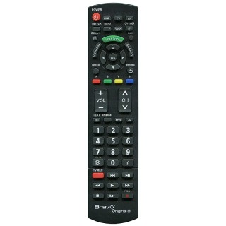 Bravo Original 5 Telecomando di Ricambio per TV Panasonic
