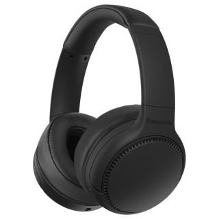 Panasonic RB-M300BE-K Black Cuffia Padiglione Bluetooth XBS Deep Autonomia 50h Comandi Vocali