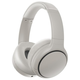 Panasonic RB-M500BE-C Beige Cuffia Padiglione Bluetooth XBS Deep Bass Reactor A.30h Comandi Vocali