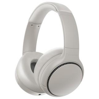 Panasonic RB-M500BE-C Beige Cuffia Padiglione Bluetooth XBS Deep Bass Reactor A.30h Comandi Vocali