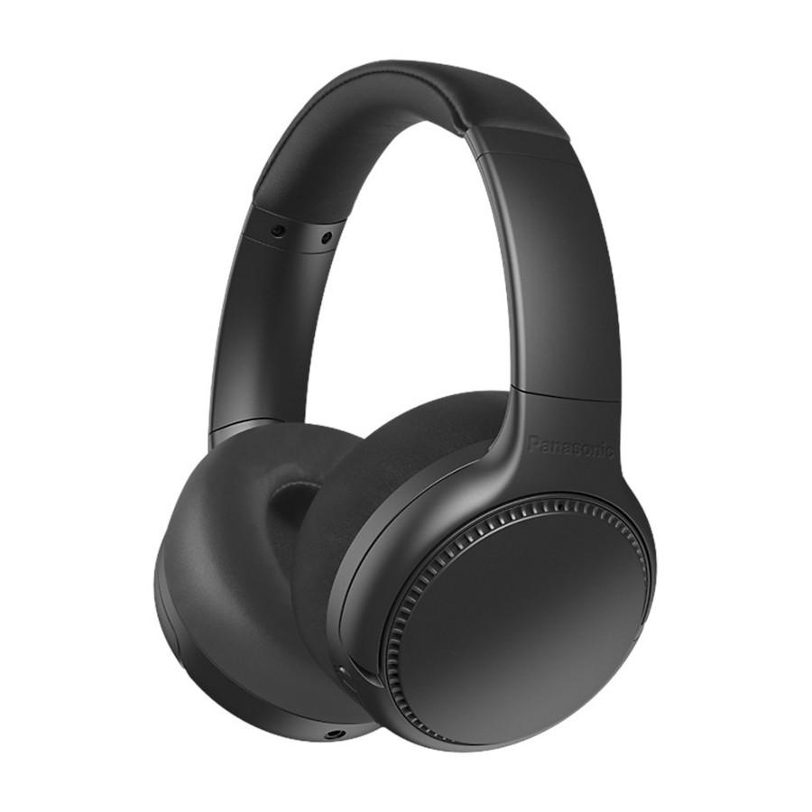 Panasonic RB-M700BE-K Black Cuffia Padiglione Bluetooth XBS Deep Bass Reactor Noise Cancelling A.20h