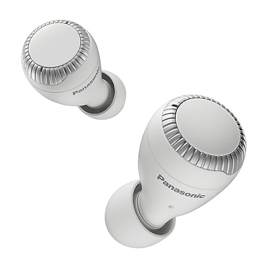 Panasonic RZ-S300WE-W White Auricolari Bluetooth TrueWireless Autonomia7.5h Custodia ComandiVocali