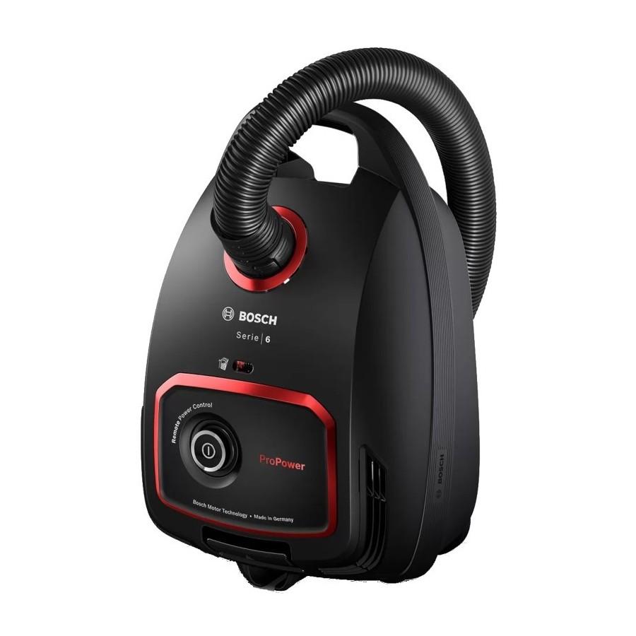 Aspirapolvere a Traino con Sacco e Filtro per Allergie 700 W Bosch Elettrodomestici BGLS4FAM