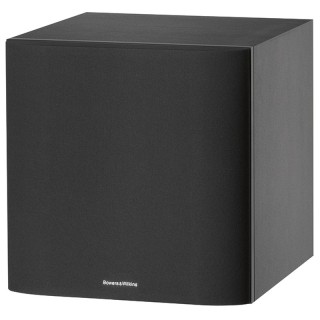 Bowers & Wilkins ASW608 Black Subwoofer Amplificato 200W Woofer 20cm