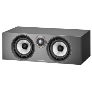 Bowers & Wilkins HTM6 S2 Anniversary Edition Black Canale Centrale 2 vie Bass Reflex Flowport