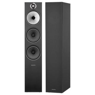 Bowers&Wilkins 603 S2 Anniversary Edition Black Coppia Casse Pavimento 200W 3vie Bass Reflex