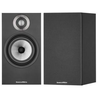 Bowers&Wilkins 607 S2 Anniversary Edition Black Coppia Casse Scaffale 100W 2vie Bass Reflex