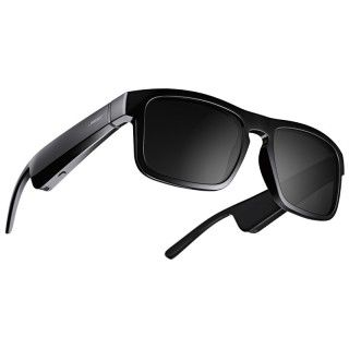 Bose Frames Tenor Black Occhiali da Sole Audio Bluetooth Montatura Quadrata Lenti Polarizzate