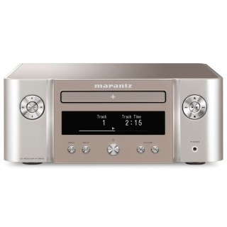 Marantz Melody X M-CR612 SilverGold Micro Elettronica HiFi DAB CD USB AirPlay2 Bluetooth Wi-fi Heos