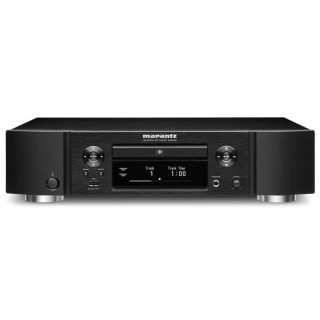 Marantz ND8006 Black Lettore CD Network Player USB AirPlay2 Bluetooth Heos Wi-Fi