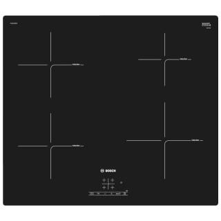 Bosch PUE611BB1E Piano Cottura Induzione 60cm 4 zone di cottura PowerBoost Timer