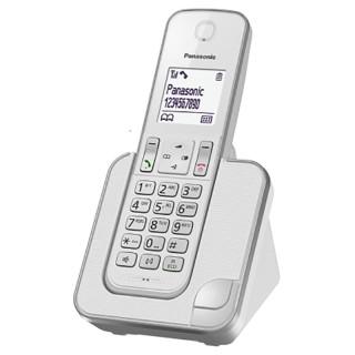 Panasonic KX-TGD310JTS Silver Telefono Cordless DECT-GAP Viva voce Display 1.8'