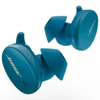 Bose Sport Earbuds Baltic Blue Auricolari Indipendenti IPX4 Bluetooth Custodia Ricarica