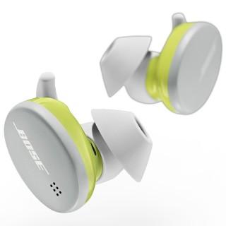 Bose Sport Earbuds Glacier White Auricolari Indipendenti IPX4 Bluetooth Custodia Ricarica