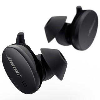 Bose Sport Earbuds Triple Black Auricolari Indipendenti IPX4 Bluetooth Custodia Ricarica