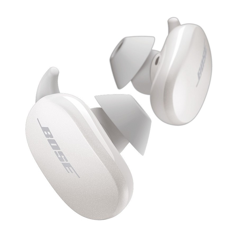 Bose QuietComfort Earbuds Soapstone Auricolari Indipendenti NoiseCancelling Bluetooth Custodia Ricarica