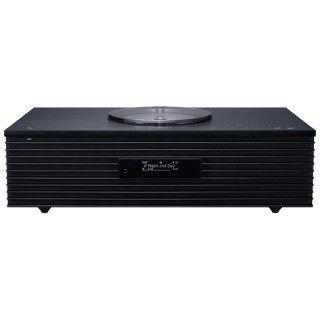 Technics SC-C70MK2EGK Ottava Black Hi-Fi All-in-One DAB CD USB Aux BT AirPlay2 MultiRoom Wi-Fi 100W