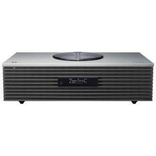 Technics SC-C70MK2EGS Ottava Silver Hi-Fi All-in-One DAB CD USB Aux BT AirPlay2 MultiRoom Wi-Fi 100W