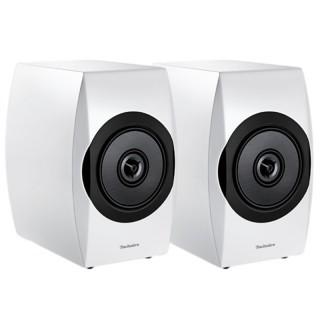 Technics SB-C700E-W White Coppia Casse Scaffale 100W 2vie T1.9 W16 BassReflex