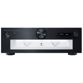 Technics SU-G700E-K Black Grand Class Amplificatore Digitale Processore JENO 2x 140W USB-DAC Phono