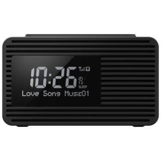 Panasonic RC-D8EG-K Radiosveglia DAB+ FM USB-CaricaTelefono DoppioTimer Snooze Sleep