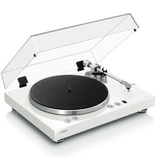 Yamaha MusicCast Vinyl 500 TT-N503 White Giradischi a cinghia 33/45giri Wi-Fi Bluetooth AirPlay
