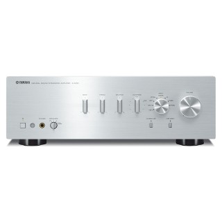 Yamaha A-S701 Silver Amplificatore Integrato ToP-ART 100W x2 RMS Digital IN