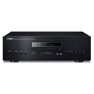 Yamaha CD-S2100 Black-Piano Lettore CD SACD Hi End DAC USB Uscite Analogiche Bilanciate Digitali