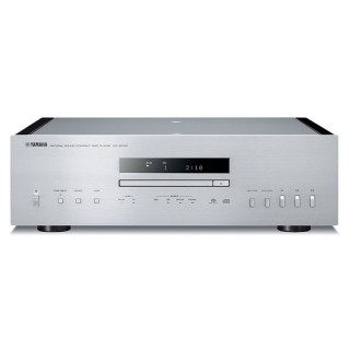 Yamaha CD-S2100 Silver-Piano Lettore CD SACD Hi End DAC USB Uscite Analogiche Bilanciate Digitali