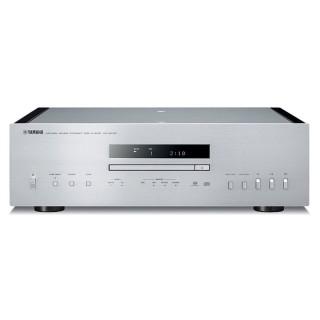 Yamaha CD-S2100 Silver-Piano Lettore CD SACD Hi End DAC USB Uscite Analogiche Bilanciate Digitali