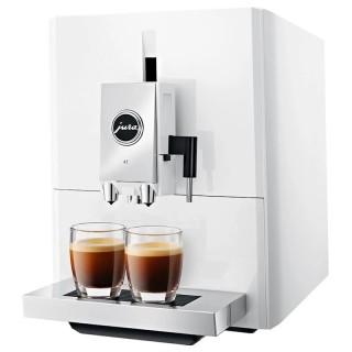 Jura A7 Piano White Macchina del Caffè Automatica 8 Funzioni Touch Panel