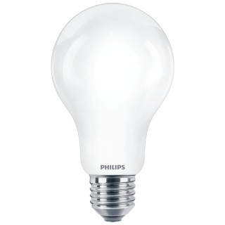 Philips LED Goccia Vetro E27 17,5W 230V 2452lm 2700K Lampadina LED Equivalente 150W