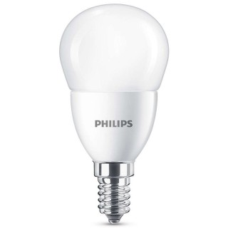 Philips LED Sfera E14 SM 5.5W 230V 470Lm Equivalente 40W