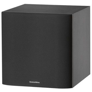 Bowers & Wilkins ASW610 Black Subwoofer Amplificato 200W Woofer 25cm