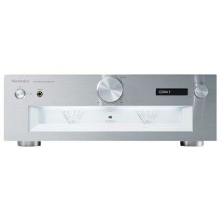 Technics SU-G700E-S Silver Grand Class Amplificatore Digitale Processore JENO 2x 140W USB-DAC Phono