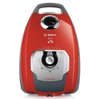 Bosch BGL8ZOO Aspirapolvere Traino con Sacco 650W ProAnimal Kit Animal 360 Filtro Hepa