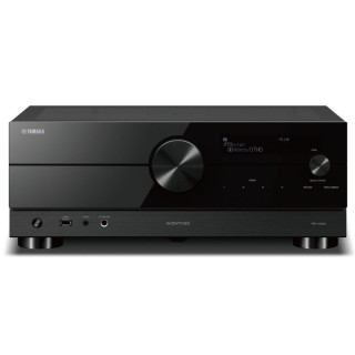 Yamaha RX-A2A Black Sintoamplificatore AV Aventage 7.2 150Wcanale MusicCast AirPlay2 Phono